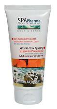 Spa Pharma Dead Sea Minerals Anti Aging Oblephica & Carrot Body Cream 175ml