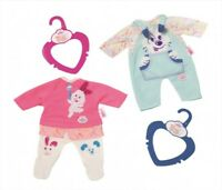 Zapf Creation My First Baby Born Boy / Girl Doll Clothes Outfits Pink / Blue