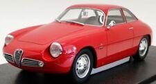 Cult Models 1961 Alfa Romeo Giulietta Sprint Zagato in red 1:18 Resin  MIB