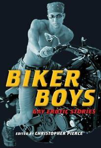 New, Biker Boys: Gay Erotic Stories, , Book