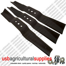 """COUNTAX WESTWOOD BLADE SET FOR 42"""" IBS CUTTING DECKS 16869200 - TRACTOR MOWER"""