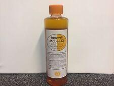 Möbel-Öl natura farblos geölte und offenporige Holzarten 500 ml Renuwell