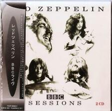 LED ZEPPELIN BBC SESSIONS 2 CD MINI LP