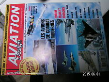 ¤¤ Aviation design magazine HS n° 1 Avions combats moderne Rafale JAS 39 Mig-29