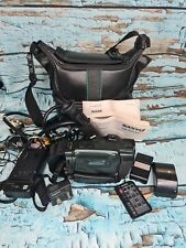 Sanyo VM-EX26P 8 mm Caméra Vidéo Caméscope, chargeur, sac, batterie