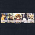 2008 - Australia - Working Dogs - strip of 5 - MNH