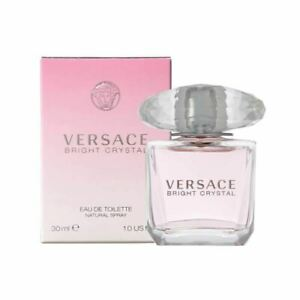 Versace Bright Crystal 30ml EDT (L) SP Womens 100% Genuine (New)