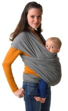 Snuggbugg Premium Baby Wraps, Gray