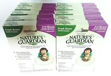 Lot of 10 Sergeant's Natures Guardian Flea And Tick Squeeze On For Cats & Kitten
