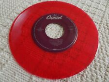 THE BEATLES  SHE LOVES YOU/I'LL GET YOU CAPITOL 17688 RED VINYL M-