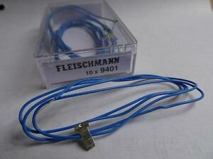 ** Fleischmann 9401 Connecting Cable and Clip x 1 piece For use with N Piccolo