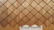 Doll House Shingles - Large Diamond