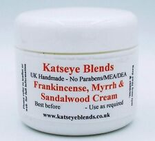 Frankincense, Sandalwood and Myrrh Moisturising Cream x 50ml