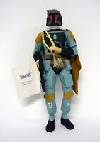 """STAR WARS BOBA FETT Applause Classic Collector Series 10"""" Action Figure 1996"""