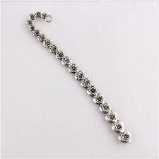 2 Heart Tibetan Silver Bookmark Jewelry Making Findings 123mm