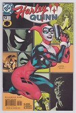 Harley Quinn #12 DC Comics 2001 Kesel Dodson Poison Ivy Batman Cover Joker