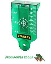 STANLEY LASER GREEN TARGET N437192