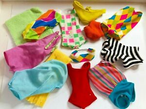 Vintage Reproduction Barbie & Friends Swimwear MINTY Sold One at TIME U Choose
