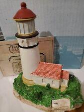 Cape Blanco Oregon Lighthouse #109 Harbour Lights Collectible