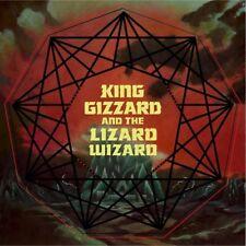 KING GIZZARD AND THE LIZARD WIZARD - NONAGON INFINITY   CD NEU