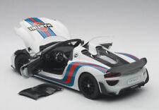 Articoli di modellismo statico AUTOart Scala 1:18 per Porsche