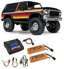 Traxxas TRX-4 1979er Ford Bronco Crawler TQi2.4GHz RTR 1:10 s/r/g -SPARSET 2-