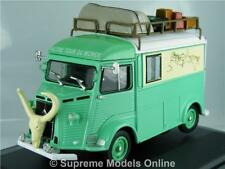 CITROEN TYPE HY-DI AVENTURIERS 1964 VAN 1/43RD LUGGAGE ON ROOF TYPE Y0675J^*^