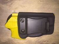 IWB Holster for Keltec P3AT/P32 - 0 Deg Cant - Right Handed - Kydex