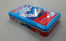 Traditional Dominos Set (in Tin / Contrainer)