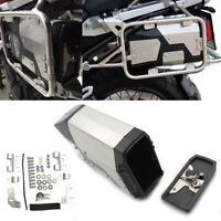 Cassetta Degli Attrezzi Acciaio inossidabile Tool Box 4.2L Per BMW R1200GS 04-19