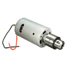 DC 12V-24V 555 Motor For DIY Electric Hand Drill With JT0 Chuck
