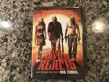 The Devils Rejects Dvd! 2005 Horror! Also See House Of 1000 Corpses