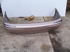BUICK PARK AVENUE REAR BUMPER COVER OEM USED 1998 1999 2000 2001 2002 2003 2004
