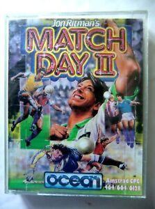 65375 Jon Ritman's Match Day II - Amstrad CPC (1987)