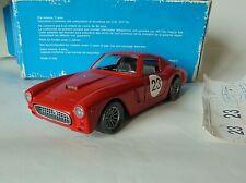 Ferrari 250 GT SWB 1/25 Diecast Hotwheels Mattel Made in Italy Model in Worn Box