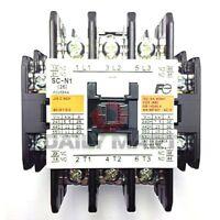 FUJI Magnetic Contactor SC-N1 SCN1 200-240VAC 220VAC New In Box NIB Free Ship