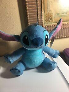"""Lilo & Stitch (11"""", Stitch Plush Toy) stuffed beanie doll, plushies, Disney, NEW"""