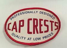 Vintage Unknown Cap Crests Patch Professionally Designed Authentic New Quality