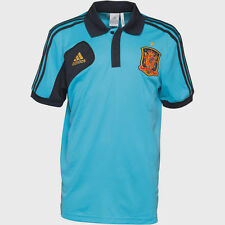 ADIDAS FEF SPAIN POLO SHIRT (ORIGINAL) OFFICIAL LICENSED PRODUCT
