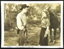 """Vintage Movie Still 8X10 Photo. Tim Holt in """"The Law West Of Tombstone """". c1962"""