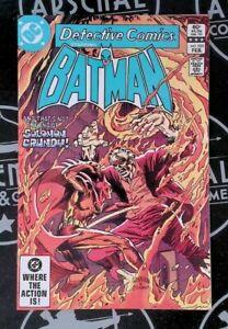 Detective Comics Batman #523 VF+ 8.5 1983 DC Comics 1st Killer Croc!