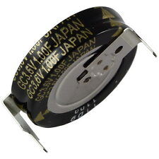 Elko Panasonic RG 1,0F 3,6V Gold-Cap Kondensator Stacked Coin Capacitor H 854977