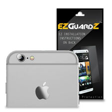 4X EZguardz Camera ONLY Screen Protector Skin HD 4X For Apple iPhone 6s (Clear)