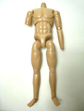 "1/6 12"" Sideshow Anakin Nude Body for Star Wars Gi Joe Solider Figure"