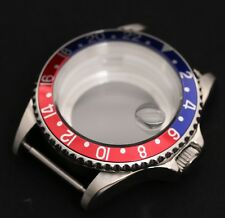 GMT watch case Sapphire crystal for 8215 miyota - ST1612- MOVEMENTS