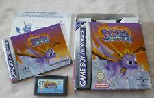 Spyro Season Of Ice - Game Boy Advance GBA (PAL) Boxed Complete