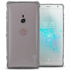 Clear For Sony Xperia XZ2 Case - Flexible TPU Rubber Gel Phone Cover