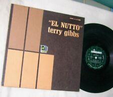 TERRY GIBBS - EL NUTTO - RARE ORIG 1964 JAZZ LP - LIMELIGHT LS 86005 - GATEFOLD