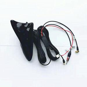 Shark Fin GPS Navi DAB Aerials FM/AM Digital Radio Tuner Amplifier For Car Roof