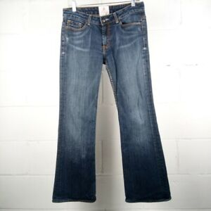 Peoples Liberation Boot Cut Jeans Women Size 31